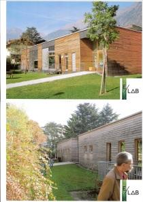 Nuova scuola dell'infanzia in località Rovereto (TN) in struttura prefabbricata in legno